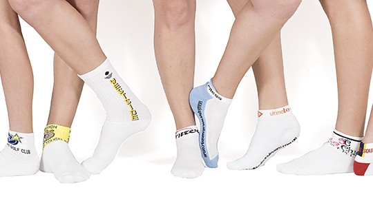 Product Photography Socks