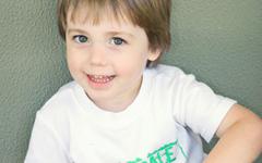 PreSchool Boy Portrait